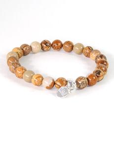 gemstone bracelet jasper 906 web