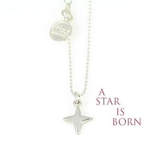 130 collier star white