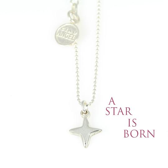 130 collier star white