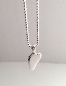 108 collier coeur