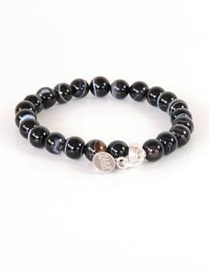 gemstone bracelet onyx 901 web