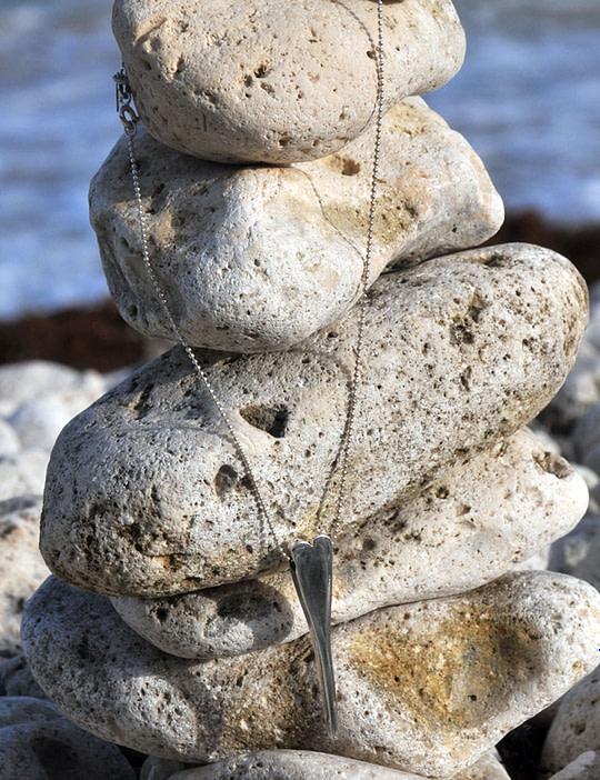 107 collier coeur onrocks